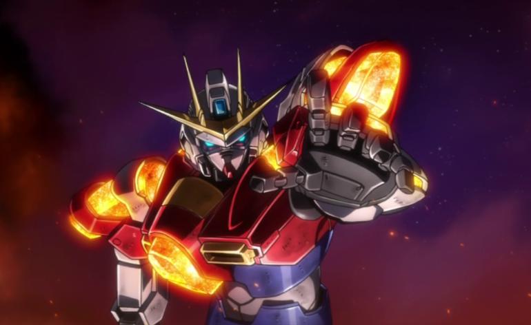 Gundam Build Fgihters
