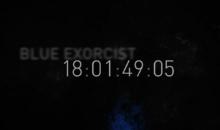 Cuenta regresiva en la web oficial de Ao no Exorcist