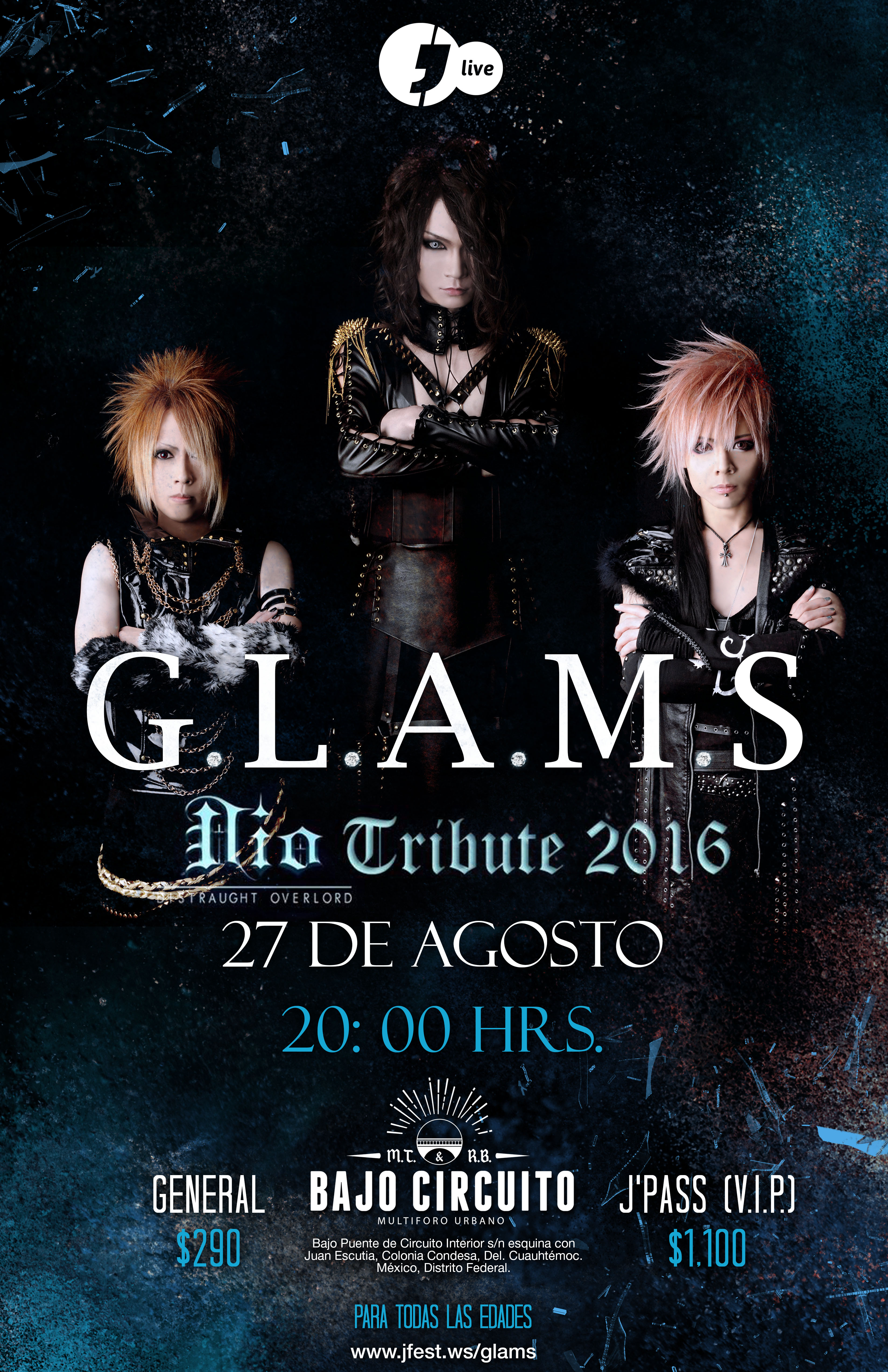 GLAMS en México