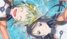 Los Blu-rays de Amanchu! incluirán un episodio extra