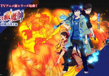 Ao no Exorcist wallpaper 1