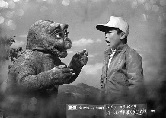 Godzilla detrás de cámaras 2