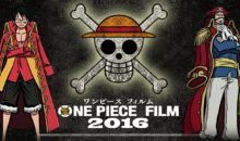 One Piece Film Gold nos muestra nuevo video promocional