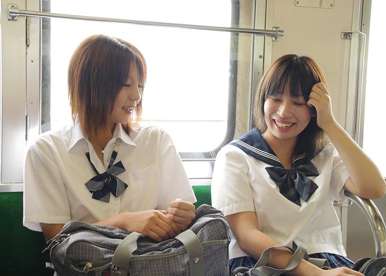 tren japon