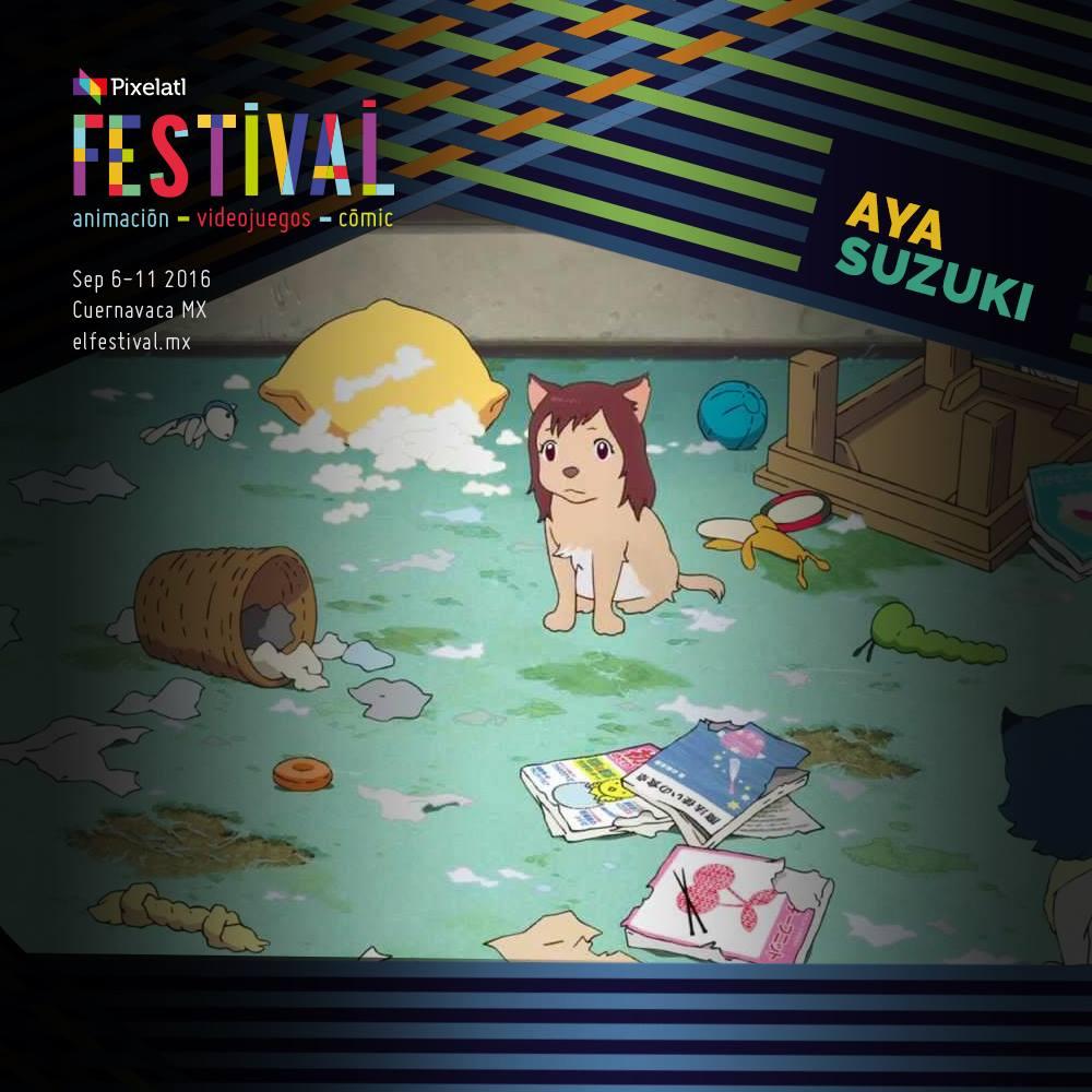 Aya Suzuki en El Festival