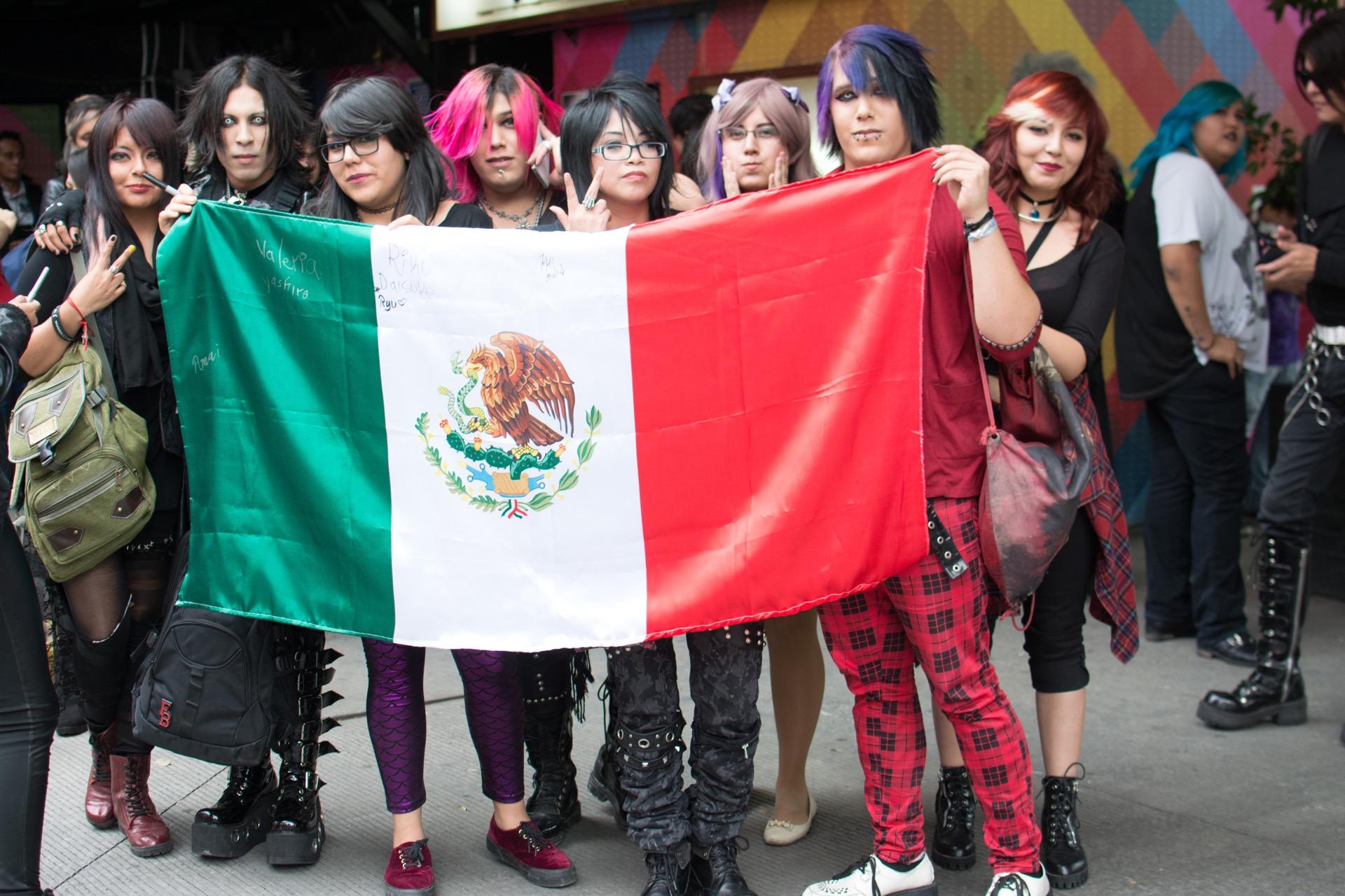 GLAMS Mexico 1