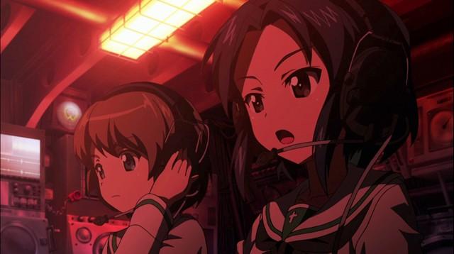 Girls und Panzer- Saishushou 4