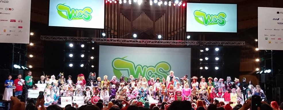Seminifinal de la World Cosplau Summit 2016