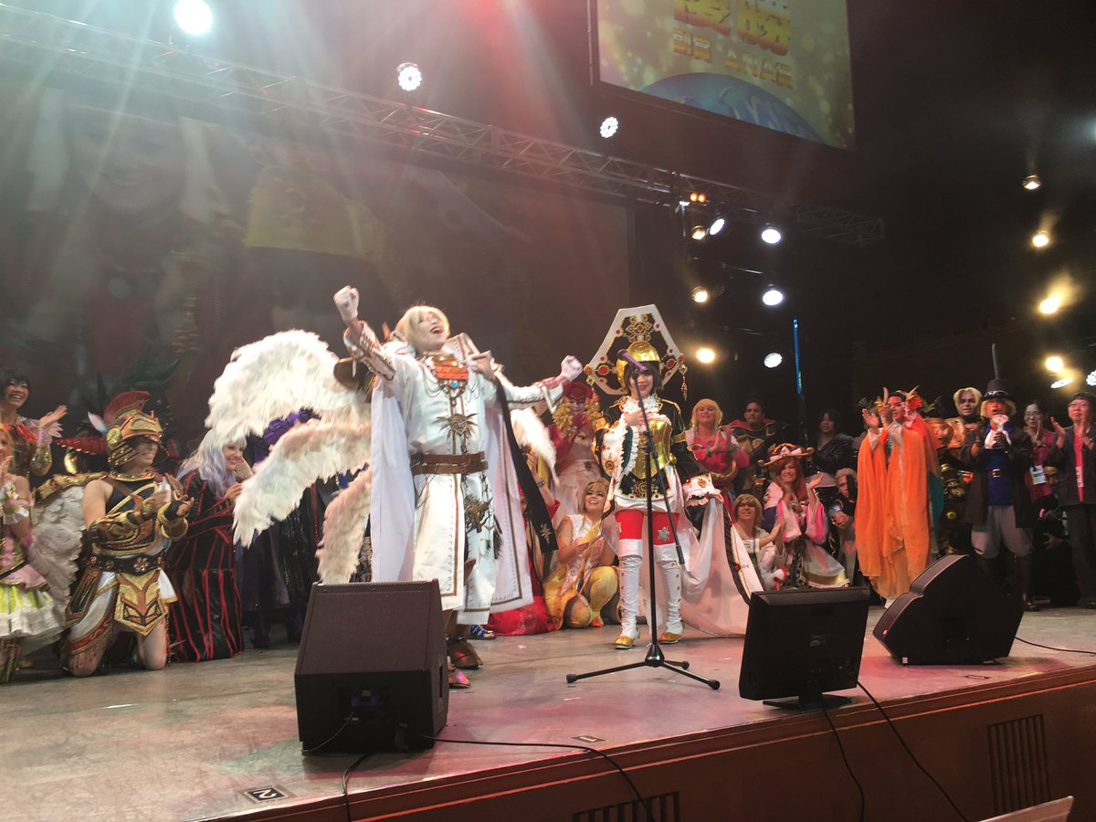 Indonesia gana la World Cosplay Summit 2016  WCS2016 f29a47f05608