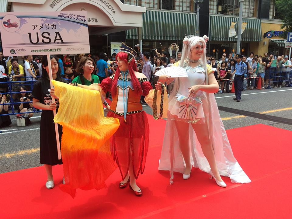 Alfombra Roja de la World Cosplay Summit 2016  WCS2016  73c5443a6652