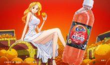 One Piece colabora con Fanta