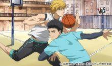 Imágenes de la segunda película de Kuroko no Basket