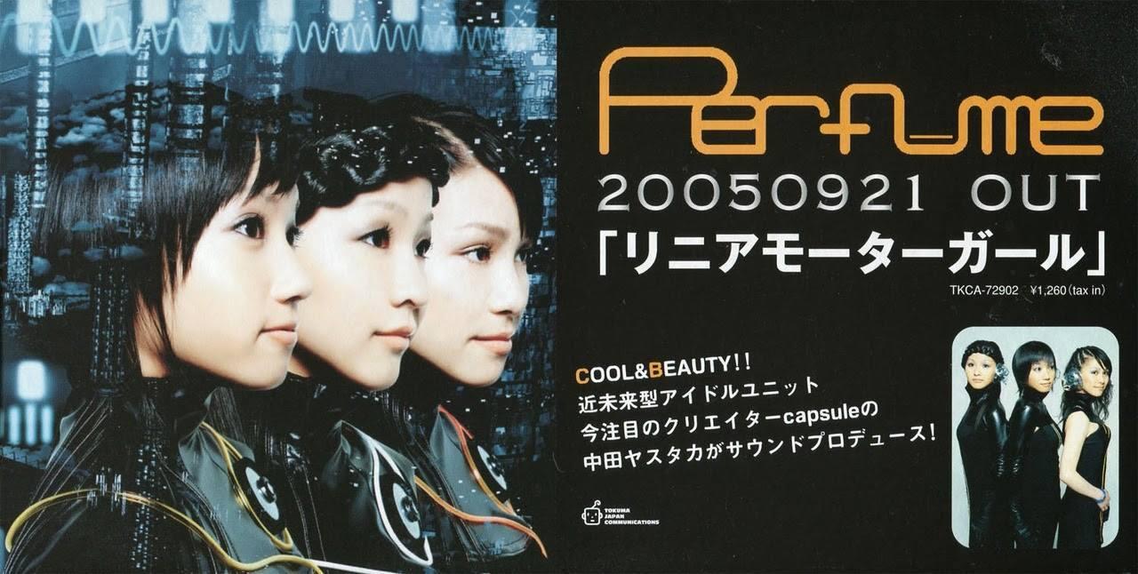 linear-motor-girl-perfume-debut