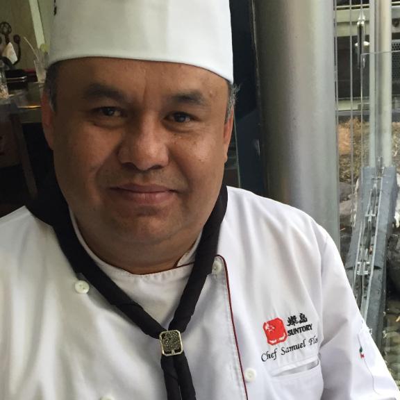Chef Samuel Flores