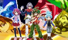 Yu-Gi-Oh! Arc-V tendrá nuevos temas musicales