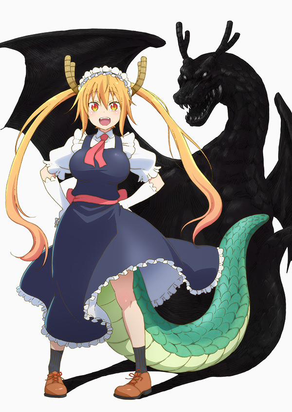 maid-dragon