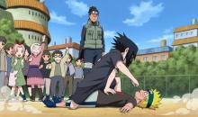 """Episodios del arco """"Shonen Jidai-hen"""" de Naruto Shippuden"""