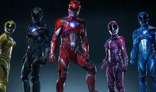 El reboot filmico de Power Rangers ya tiene trailer