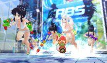 Senran Kagura: Peach Beach Splash muestra sus múltiples ediciones