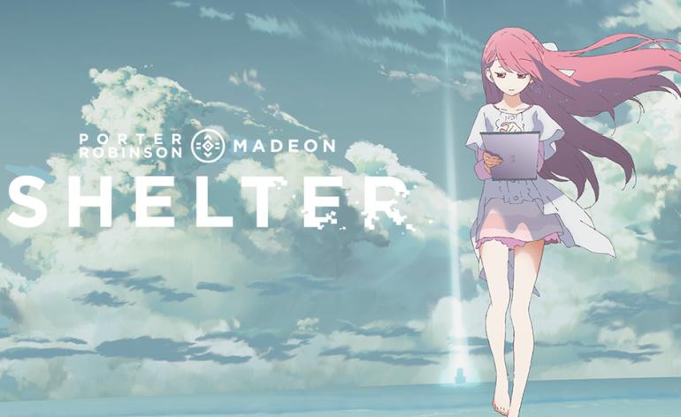 Shelter genial corto animado de a 1 pictures y porter for Madeon y porter robinson