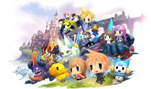 Se revela el opening de World of Final Fantasy