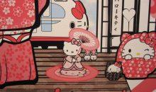 Hello Kitty celebra su cumple en Snapchat