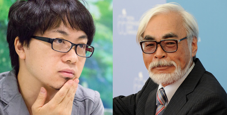 makoto-shinkai-hayao-miyazaki