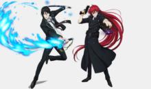 Ao no Exorcist y Kuroshitsuji en un genial crossover