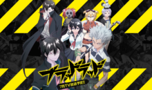 Blood Lad festeja su final con un nuevo trailer