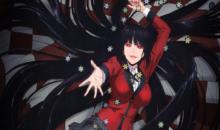 Nueva imagen promocional del anime Kakegurui