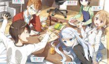 Las novelas Imoto Sae Ireba Ii tendrá anime