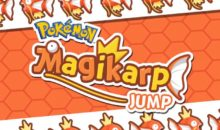 El juego Magikarp Jump llega a Occidente