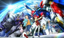 Gundam Build Fighters anuncia sus nuevos planes