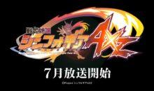 Primer trailer para Senki Zessho Symphogear AXZ