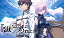 Fate/Grand Order: First Order saldrá en Blu-ray
