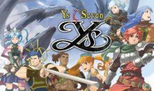 La versión de PC de Ys Seven nos presenta trailer