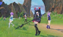 Cyberdimension Neptunia : 4 Godess Online ya tiene fecha de salida