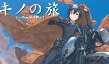Nuevos detalles para el anime Kino no Tabi