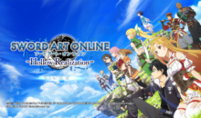 Sword Art Online: Hollow Realization llegó a la PC